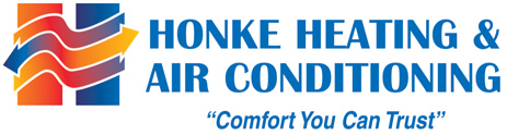 Honke Heating & AC Logo